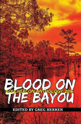 Blood on the Bayou cover